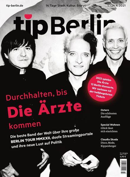 tip Berlin – 01 April 2021