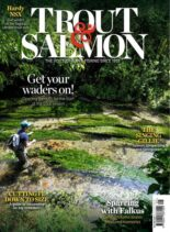 Trout & Salmon – May 2021