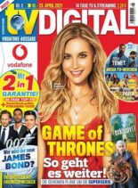 TV DIGITAL Kabel Germany – 01 April 2021