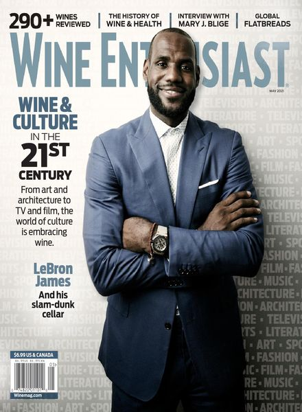 Wine Enthusiast – May 2021