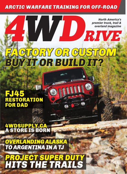 4WDrive – Volume 23 Issue 1 – March-April 2021
