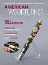 American Woodturner – April 2021