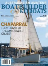 Australian Amateur Boat Builder – Issue 113 – April-May-June 2021