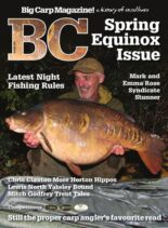 Big Carp – Issue 296 – 28 February 2021