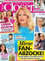 Closer Germany – 30 Marz 2021