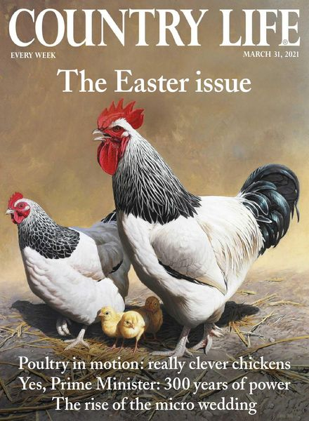Country Life UK – March 31, 2021