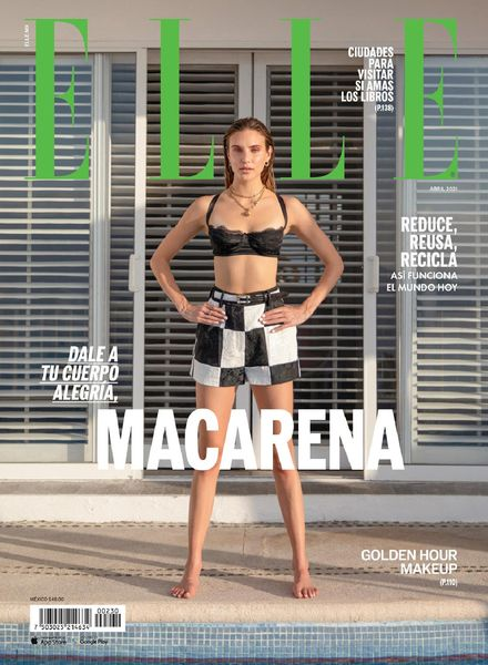 Elle Mexico – abril 2021