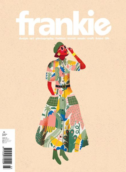 frankie Magazine – May-June 2021