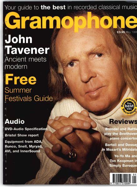 Gramophone – May 1999
