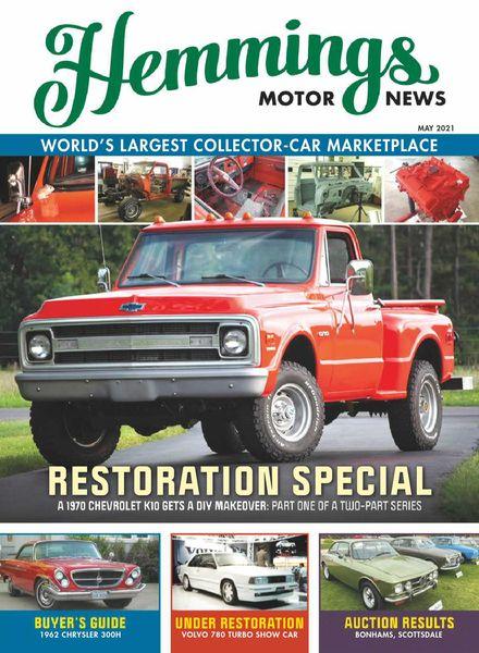 Hemmings Motor News – May 2021