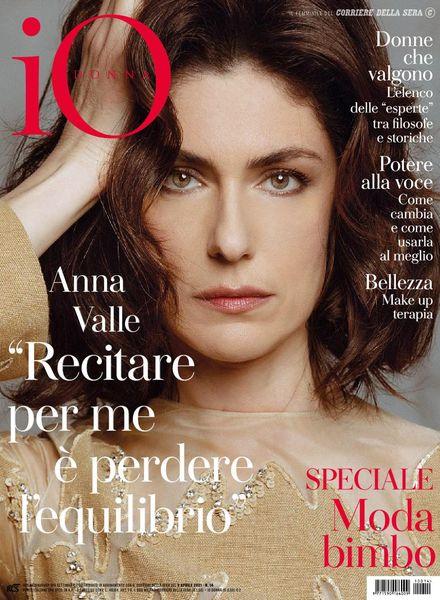 Io Donna del Corriere della Sera – 03 aprile 2021