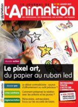 Le Journal de l'Animation – Janvier 2021