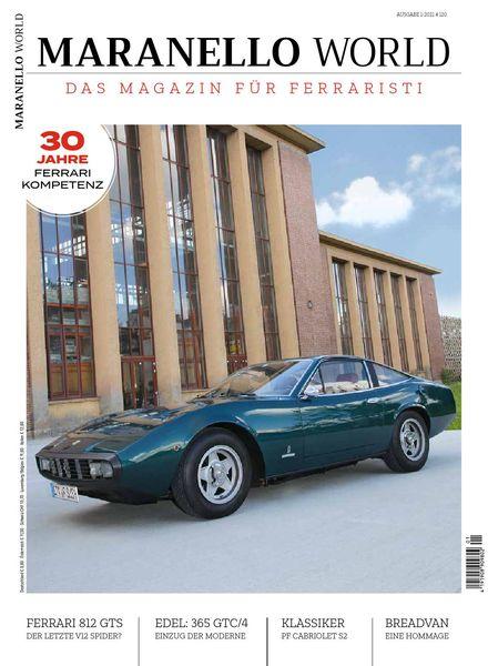 Maranello World – Nr.1 2021
