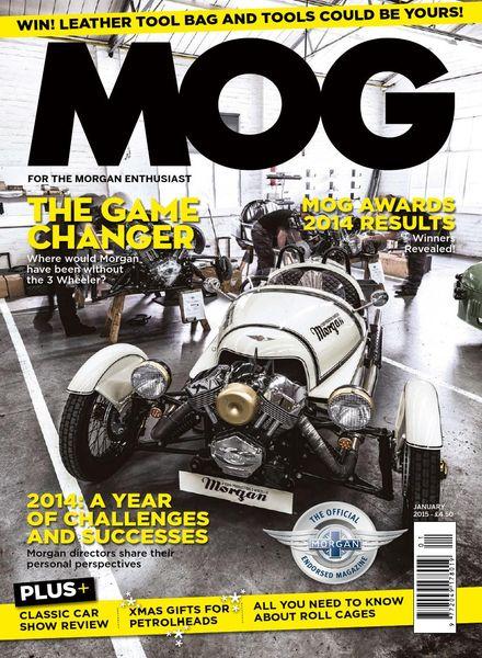 MOG Magazine – Issue 34 – January 2015