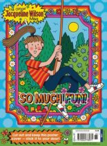 Official Jacqueline Wilson Magazine – 31 March 2021