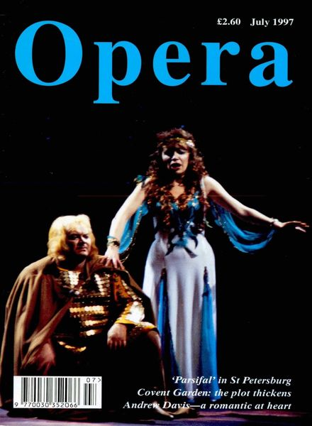 Opera – July 1997