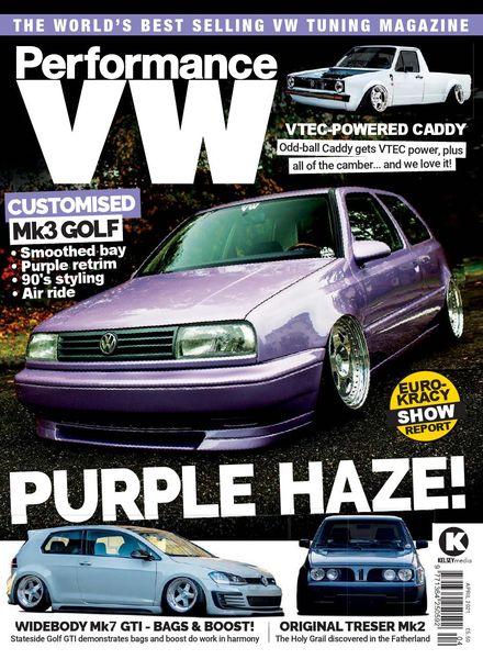 Performance VW – April 2021