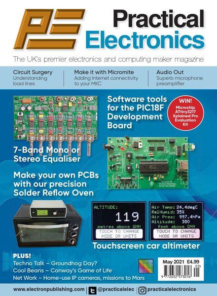 Practical Electronics – May 2021