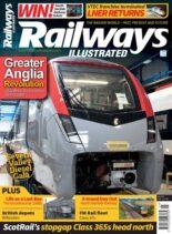 Railways Illustrated – July 2018