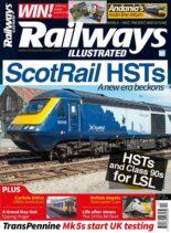 Railways Illustrated – October 2018