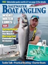 Saltwater Boat Angling – Issue 34 – March 2019