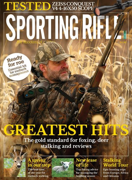 Sporting Rifle – May 2021