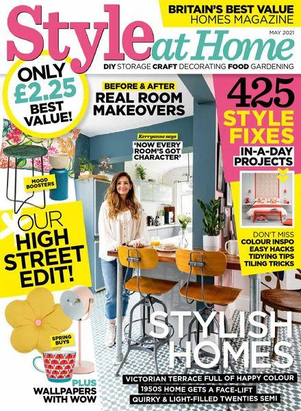 Style at Home UK – May 2021