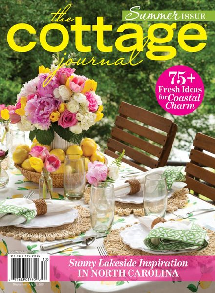 The Cottage Journal – March 2021