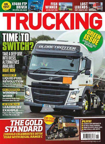 Trucking Magazine – Issue 435 – November 2019