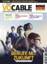 Vocable Allemand – 1er Avril 2021