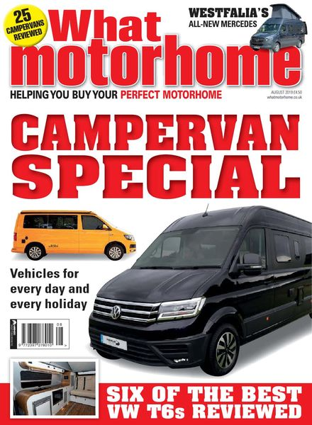 What Motorhome – August 2019