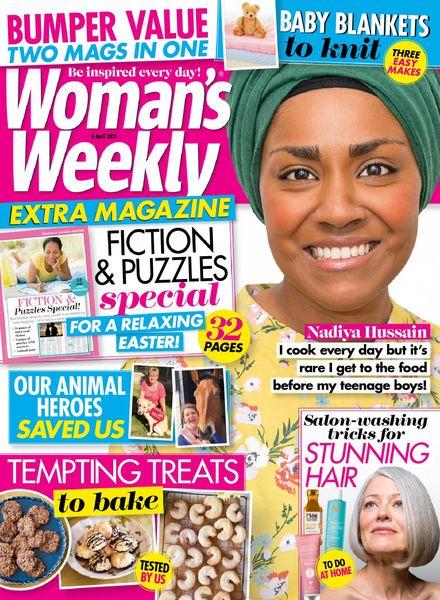 Woman's Weekly UK – 06 April 2021