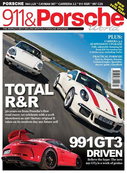 911 & Porsche World – Issue 280 – July 2017