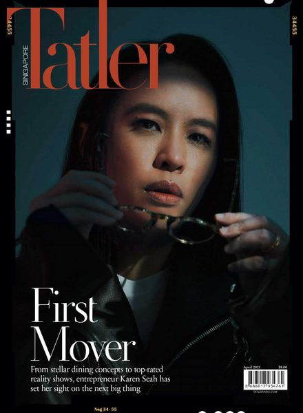 Singapore Tatler – April 2021