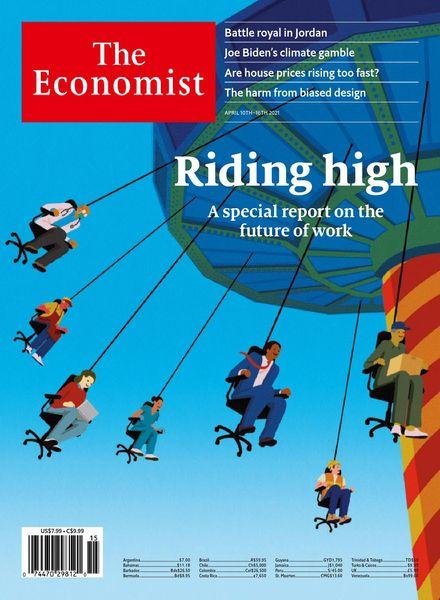 The Economist USA – April 10, 2021