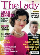 The Lady – 7 September 2012
