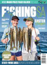 Fishing SA – April-May 2019