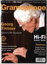 Gramophone – January 1999