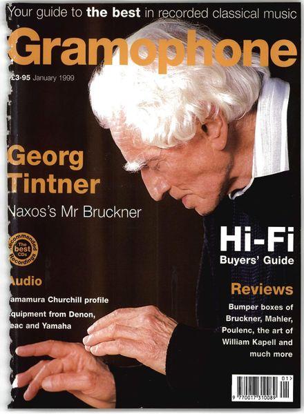 Gramophone – January 1999