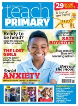 Teach Primary – Volume 11 Issue 2 – 3 March 2017