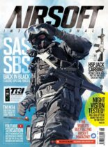 Airsoft International – Volume 12 Issue 6 – 29 September 2016