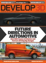 DEVELOP3D Magazine – April 2021