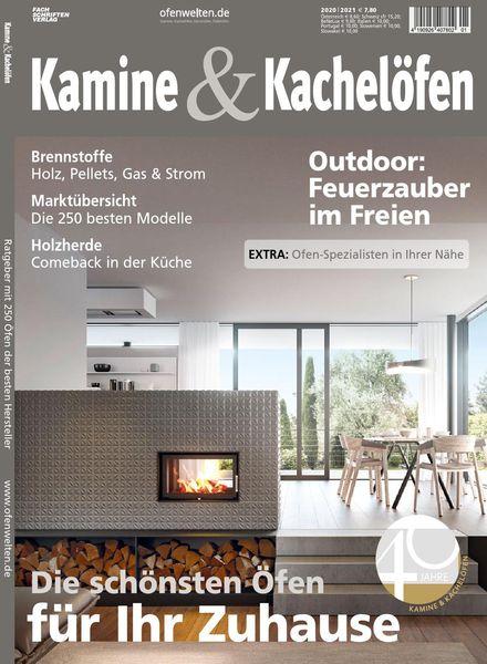 Kamine KachelOfen – Oktober 2020
