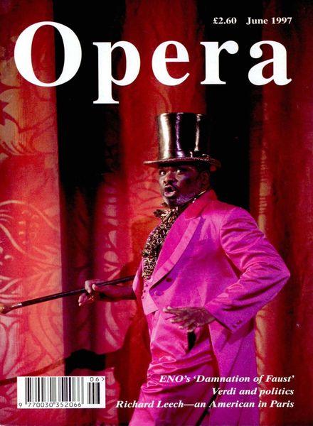 Opera – June 1997