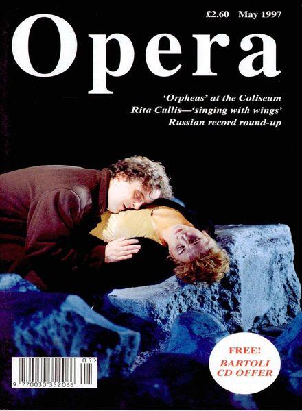 Opera – May 1997