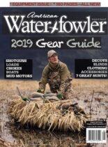 American Waterfowler – July 2019