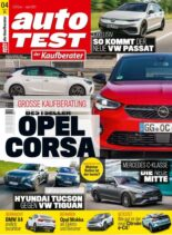 Auto Test Germany – April 2021