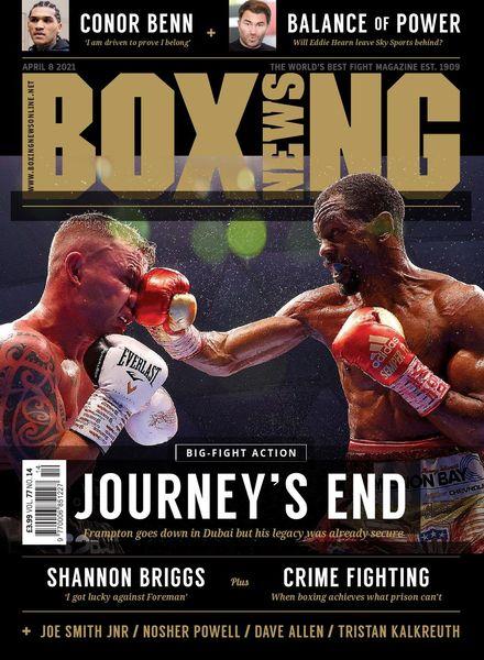 Boxing News – April 8, 2021