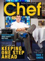 Chef & Restaurant UK – October 2017