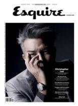 Esquire Singapore – August 2016